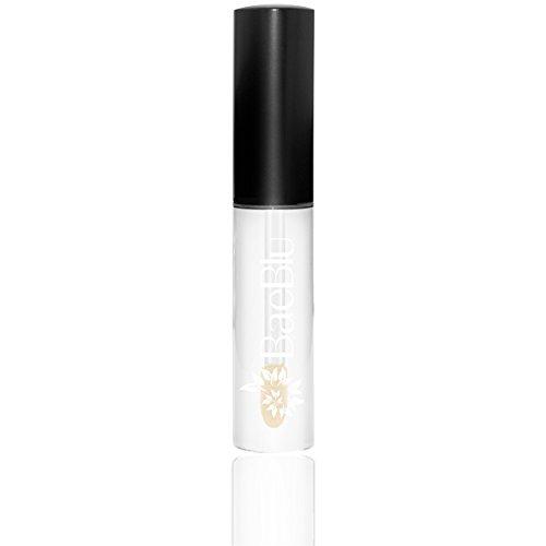 BaeBlu Organic Vegan Lip Gloss, 100% Natural Non-Toxic Moisturizing Ingredients, Its Clear to Me