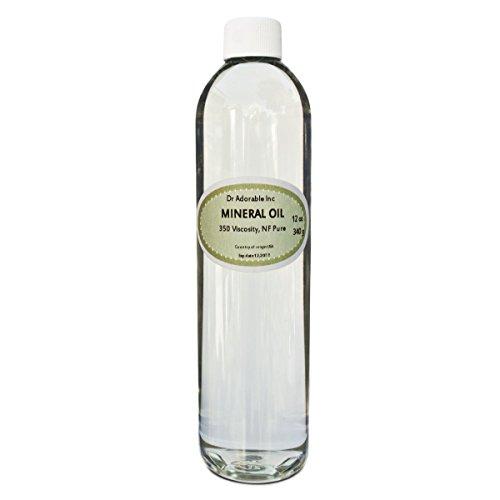 Mineral OIL 350 Viscosity Nf 24 Oz