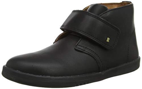 Bobux, Desert boots Garçon Mixte enfant, Noir 1, 30 EU