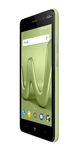Wiko Lenny 4 Lime LS Smartphone débloqué 3G+ (Ecran : 5 pouce - 8 Go - Micro-SIM - Android) Vert