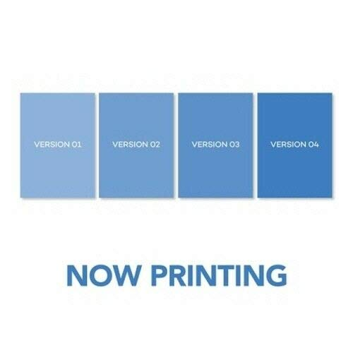 BTS 'Map of The Soul 7' Version.02 CD+36p PhotoBook+52p Lyric Book+20p Mini Book+1p PhotoCard+1p Postcard+1p Sticker+1p Coloring Paper+Message PhotoCard Set+Tracking Kpop Seaeld