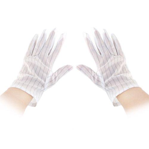 Sourcingmap a11102500ux0142 Pares de guantes anti-estáticos