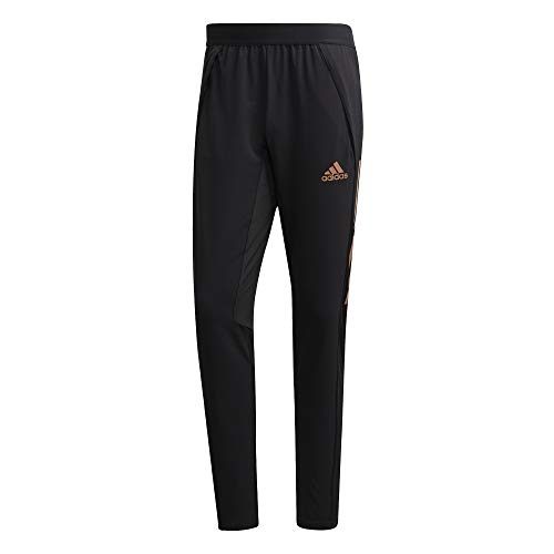 adidas Herren Condivo 20 Ultimate Pant Trainingshose, Black/Nude Pearl Essence, L