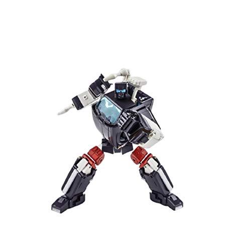 PLMN Juguetes de deformación, Versión Animada del Regalo de los niños del Modelo de Robot deformado (Gris)