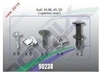 Accesorios para coche Sistemas descapotables completos Tornilleria y Clips para Cubrecarter 90237