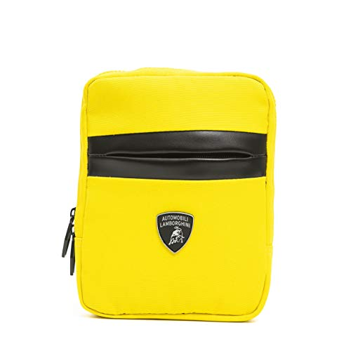 LamborghiniGiallo Yellow Messenger Bag