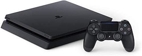 PlayStation 4 喷射黑 500GB (CUH-2200AB01)
