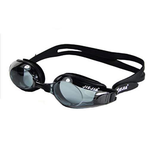 Xasclnis Zwembril, anti-condens, met groot frame, voor dames en heren, kinderen
