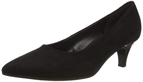Gabor Shoes Damen Fashion Pumps, Schwarz (Schwarz (Lack) 47), 39 EU