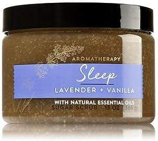 Bath and Body Works Aromatherapy Lavender Vanilla Sugar Scrub 13 Oz