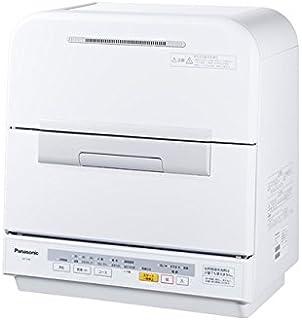 パナソニック 食器洗い乾燥機 6人用 手前開きタイプ NP-TM8-W ホワイト