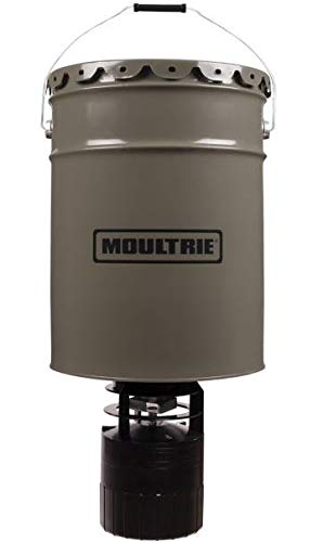 Moultrie 6.5-Gallon Pro Hunter II Hanging Feeder