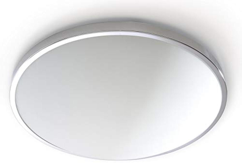 Sollux Lighting SOLAR 40 Plafond, Stahl, Chrome