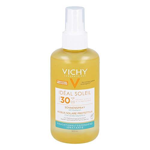 VICHY IDEAL Soleil Sonnenspray+Hyaluron LSF 30 200 ml
