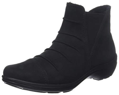 Romika Damen Cassie 20 Chelsea Boots, Schwarz (Schwarz 100), 43 EU