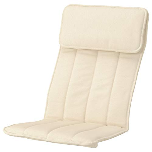 Ikea Poäng Almås - Cojín para silla infantil, color beige
