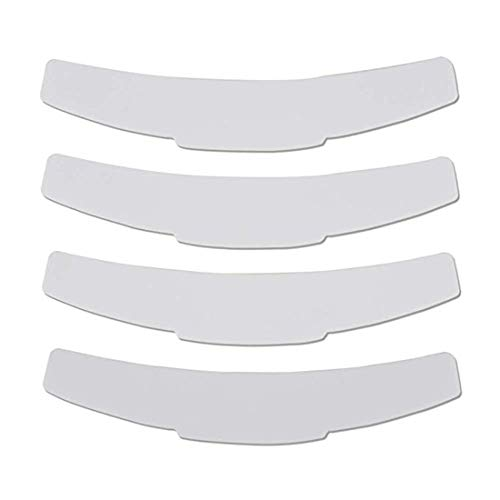 xydstay Tab Collar for Clergy Shirt Durable Collar Insert White (7 x 1 x 0.2 inches)
