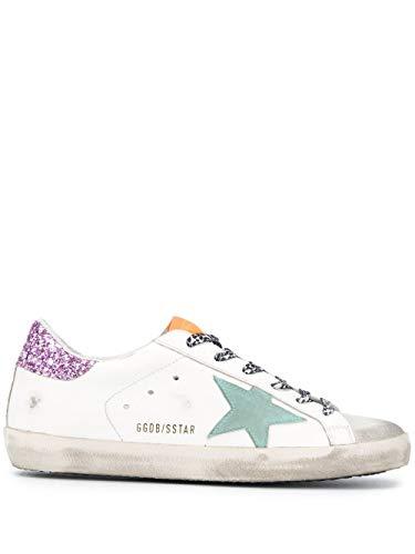 Golden Goose Luxury Fashion Damen GWF00101F00011180153 Weiss Leder Sneakers   Herbst Winter 20