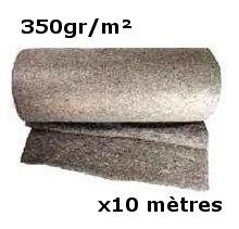 Matériel Mur Végétal Feutre horticole AquaNappe 350g/m2 100cm x10M