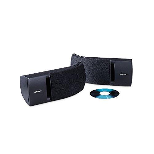 Caixa Acústica Externa Bose 161 (Par) Preto