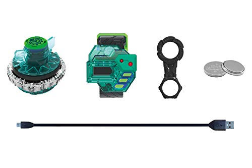 Infinity Nado Auto - Accelerating Electronic Nado: Wearable Tech Set