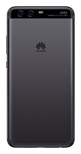 Huawei P10 Smartphone (12,95 cm (5,1 Zoll) Touch-Display, 64 GB Interner Speicher, Android 7.0,  EMUI 5.1) Graphite Black - 4