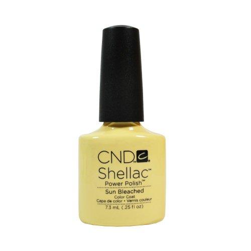 CND Shellac Vernis à Ongles Gel Sun Bleached 7,3 ml