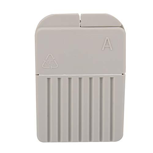 Yudanny protectores de cera 8 piezas/set filtros de protección para audífonos protectores de cera resistente al aceite a prueba de aceite filtros audífonos