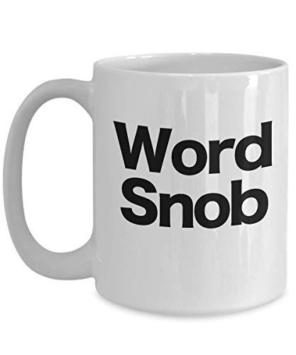 Schriftsteller-Tasse Kaffeetasse Veröffentlicht Bestseller Autor Journalist Englisch Sprache Major