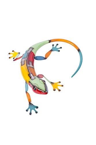 La Hacienda 55393Gelockt Lizard, Mehrfarbig, 21x 22x 7,5cm