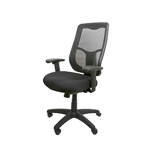 BodyMed Office Chair with Tempur-Pedic Foam – Ergonomic Office Chair – Adjustable Seat Height – Lumbar Support – Plush Memory Foam Office Chair