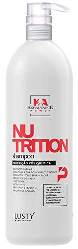 Lusty Proffesional Shampoo Nutrição Pós Química KERADVANCE, 1 L