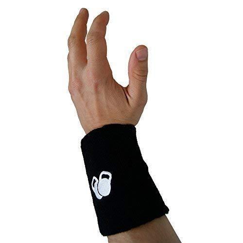 PROTONE® Pesa Rusa Muñeca y Brazo Protector - Par con Fino Diseño con protección Inserción para