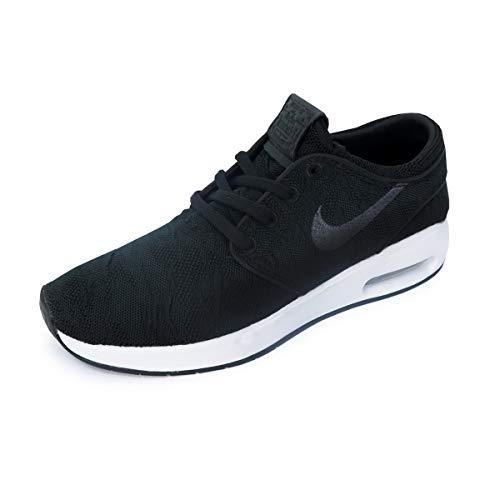 Nike Air MAX Janoski 2, Zapatillas para Hombre, Negro Schwarz Grau Schwarz, 42 EU