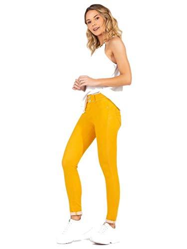 Tiffosi One Size Double Up_36/ Amarillo Unica