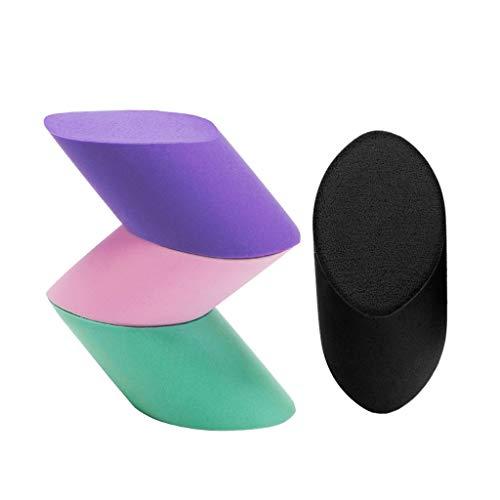 Makeup Sponge Puff cosmétique mou de mélangeur de maquillage d'éponge de beauté d'outil de beauté for la base Makeup Sponge