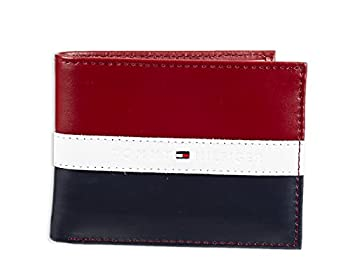 Men's RFID Blocking Passcase Wallet Tommy Hilfiger: photo