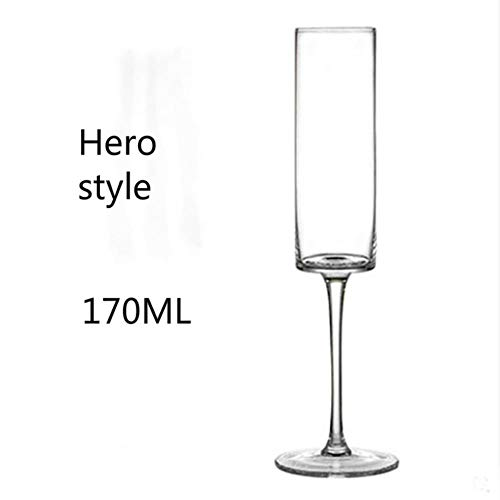 NBT 100–200 ml Kelch, Champagnerglas, Weinglas, Becher, Süßweinglas, Sektglas, Bars, Familiengetränke multi