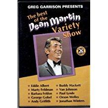 The Best of the Dean Martin Variety Show Volume 26 Dvd! Greg Garrison Presents!