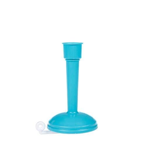 Roterende Kitchen Sproeiers, verstelbare Tap Nozzle Dual Spuiten van het Water waterbesparende douchekop naar keukenkraan Accessoires 360 graden WKY (Color : Blue)