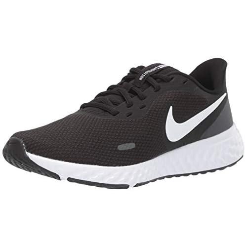 Nike Revolution 5, Scarpe da Corsa Donna, Nero (Black/White-Anthracite 002), 36 EU