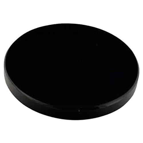 Vranky Alchemy/Yoga Energy Spiegel, Obsidian, 8 cm, Schwarz