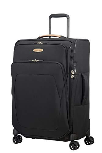 SAMSONITE Spark SNG Eco Spinner 67 Expandable Koffer, 67 cm, 92 L, Eco Black