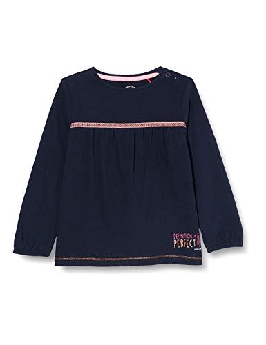 s.Oliver Junior Baby-Mädchen 405.10.010.12.130.2058515 T-Shirt, 5952, 74