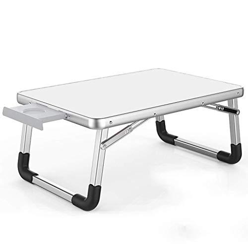 Mesa de centro Mesa plegable portátil de la cama portátil mesa pequeña mesa de actividades for los niños a aprender sencilla tabla de 70x50x32cm / 60x40x26cm plegado multicolor Tablas de café pequeñas