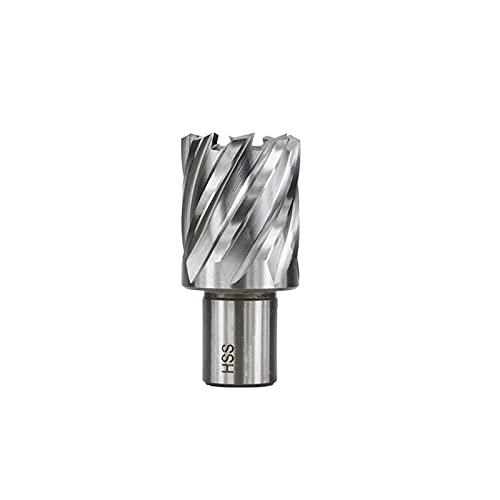 Brocas Para Neal Core Bit Bit High Stead Steel Annular Cutter Hole Saw Bit Hollow Brocle-32x35mm