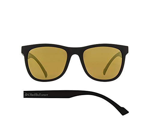 Gafas de sol polarizadas Red Bull Spect LAKE - LAKE, Talla única, negro marrón