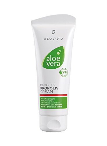Crème de protection à l'aloe vera et à la propolis - Pour peaux sèches et abimées
