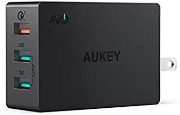 Aukey 43.5W USB Wall Charger
