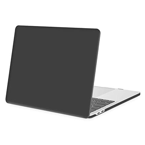MOSISO MacBook Pro 13 inch Case 2020 2019 2018 2017 2016 Release A2338 M1 A2289 A2251 A2159 A1989 A1706 A1708, Plastic Hard Shell Case Cover Compatible with MacBook Pro 13 inch, Space Gray